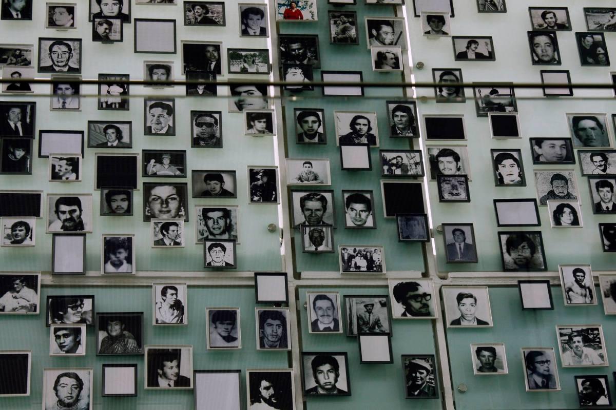 Latinoamérica de quebrantos: Canto a su amordesaparecido