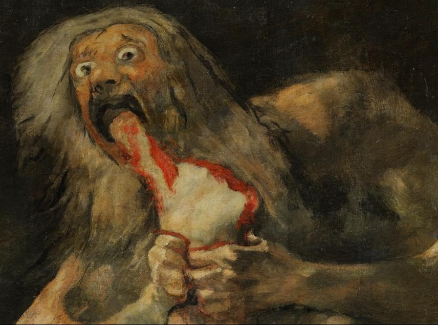 Goya y el abismo delalma