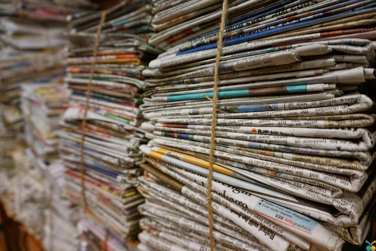 Guía de papel: La periodista que firmaba como GabrielLuna